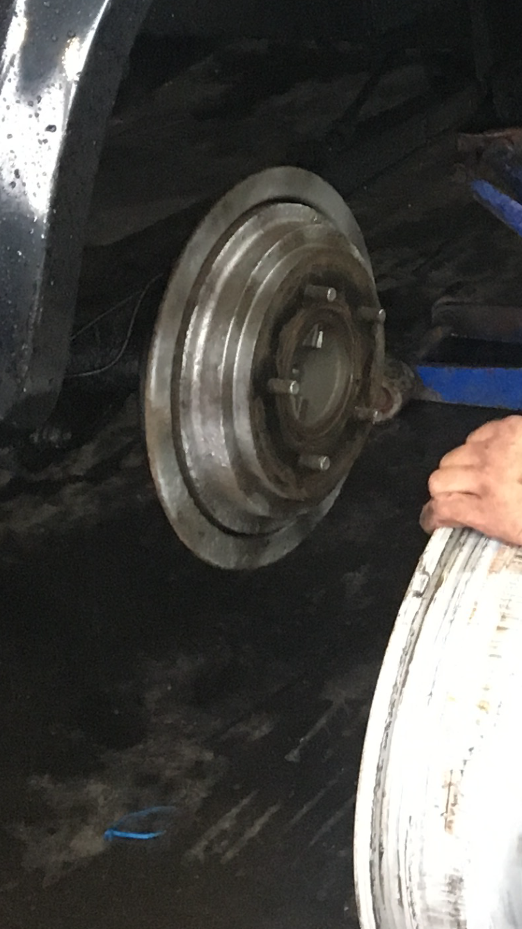 Longer studs for alloys or spacers?