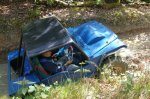 Off-road Trips - AWDC - Aldermaston - 2009