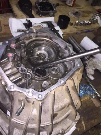 Gearbox R72 rebuild - BigJimny Wiki