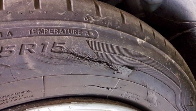 Nail In Tire Repair >> Tyre selection and usage - best practices - BigJimny Wiki