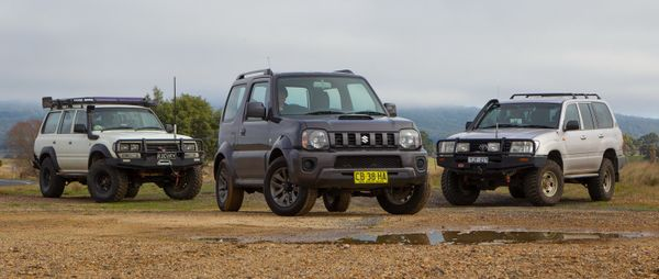 DO's and DON'T's with Jimnys - BigJimny Wiki