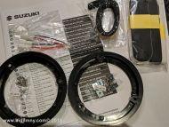 Front Speaker Mounting Upgrade Kit
