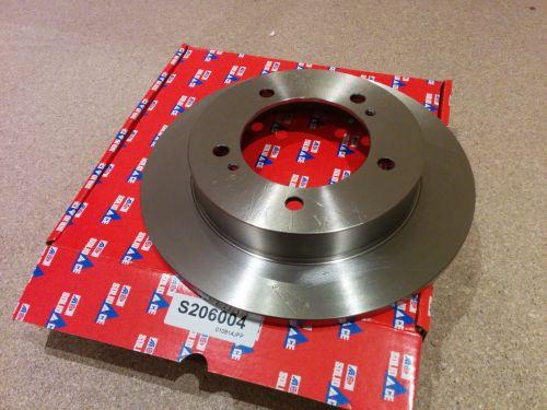 Brake disc - Suzuki Jimny (107mm)