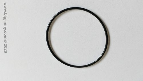 CAM sensor cover o-ring seal (G13BB)