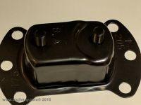Spare Wheel Cover Mounting Bracket