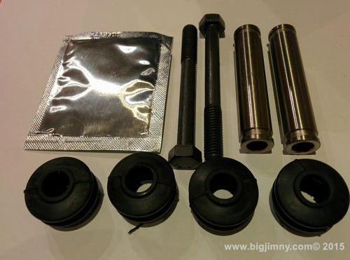 Caliper Fitting Kit (Aisin)