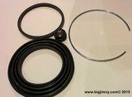 Caliper Piston Seal Kit (Aisin)